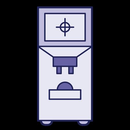 Image de la catégorie Frontofocomètres